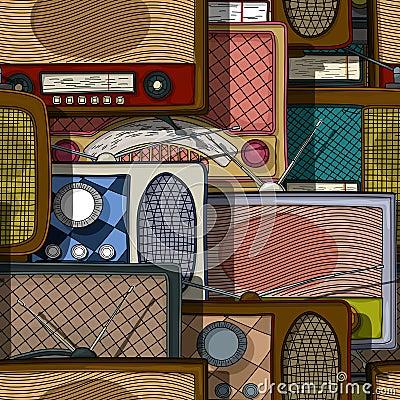 Radio pattern