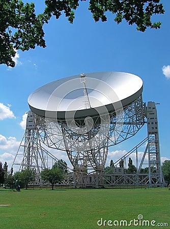 Free Radio Telescope Stock Photography - 156802