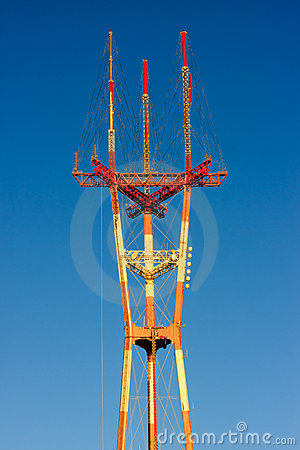 Free Radio Tower Stock Image - 22339201