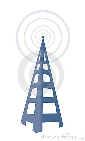 Free Radio Tower Royalty Free Stock Images - 5861309