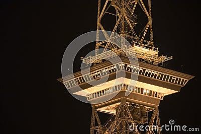 Radio tower berlin west 11th