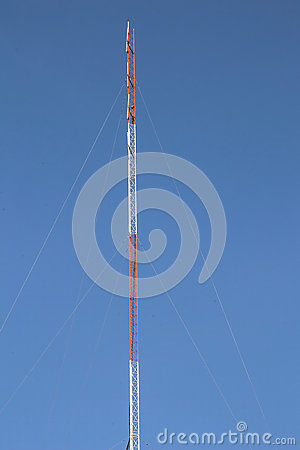 Radio tower in Thailand