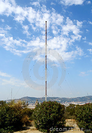 Free Radio Transmitter Royalty Free Stock Photo - 11597565