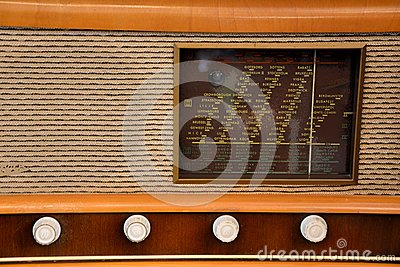 Radio vieja