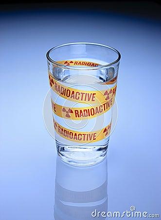 Radioactive Drinking Water