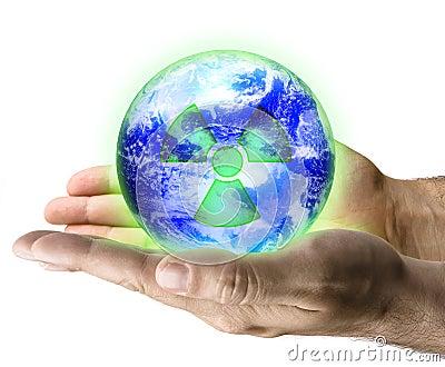 Radioactive Earth