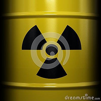 Free Radioactive Symbol Royalty Free Stock Photos - 19491848