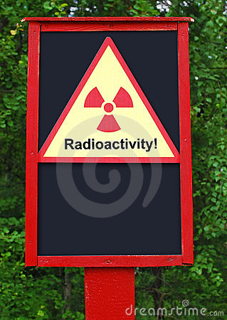 Radioactivity board