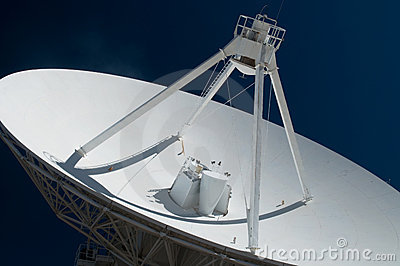 Radiotelescope - Very Large Array, New Mexico