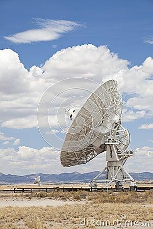 Radiowy teleskop