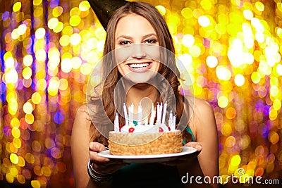 Radosny urodziny