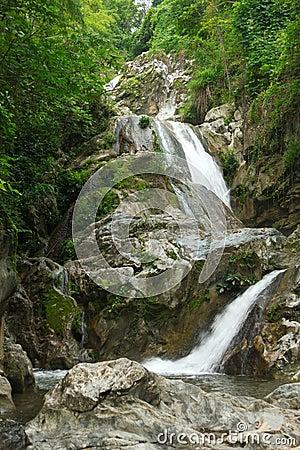 RAEN SENG Waterfall ,Thailand
