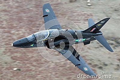 RAF HAWK Editorial Image