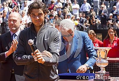 Rafel Nadal Editorial Photo