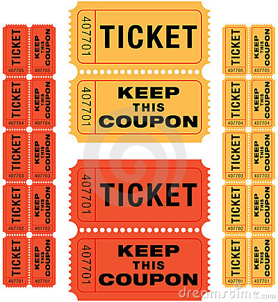 Raffle Photos Images Pictures 2089 Images – Free Numbered Raffle Ticket Template