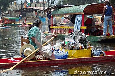 Rafrescamentos-Xochimilco México