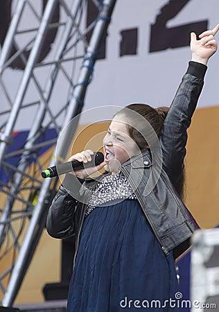 Ragda Hanieva Editorial Photo