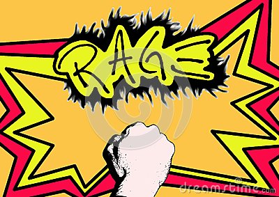 Rage fire