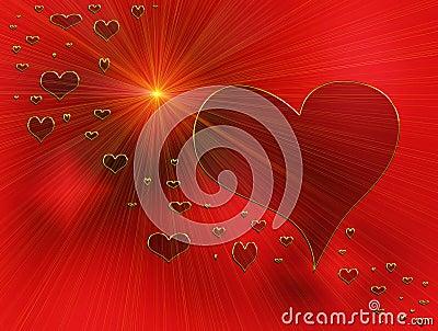 Poetando semplicemente ottobre 2012 for Immagini di cuori rossi