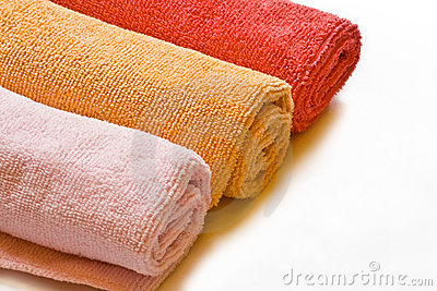 Rags for cleaning