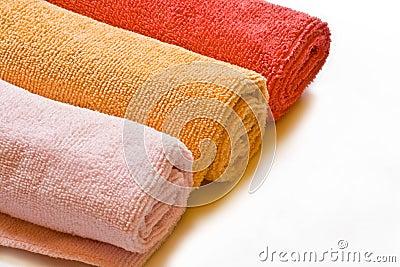 Rags para a limpeza