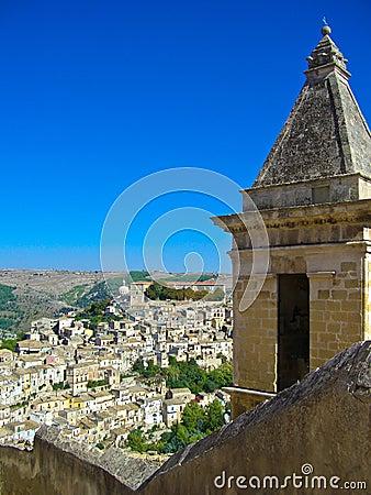 Ragusa Ibla in Sicily