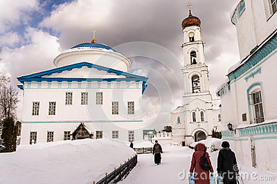 Raifa monastery Editorial Photography