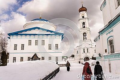 Raifa monastery Editorial Photography