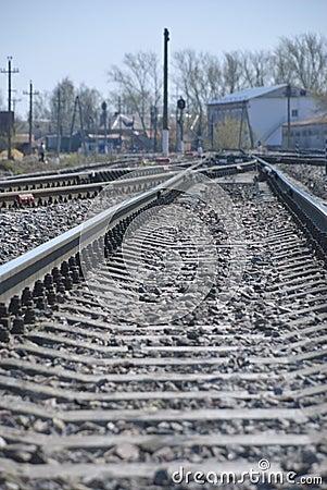 Free Rail Royalty Free Stock Photography - 9421597