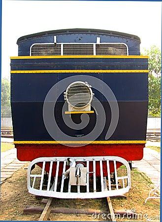 Rail  Engine