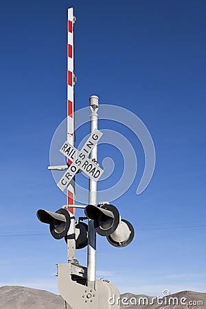 Rail Road Crossing Signal
