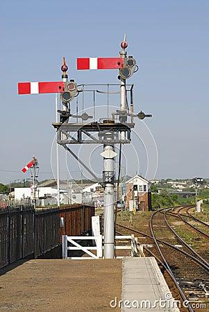 Rail Signal