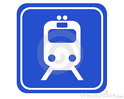 Rail station