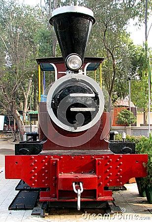 Rail Steam Engine
