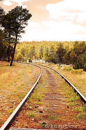Free Rail Track Royalty Free Stock Images - 3020309