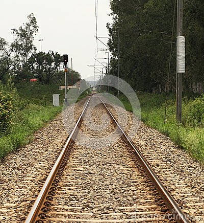 Free Rail Track Stock Images - 56535524
