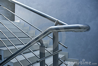Railings stairs