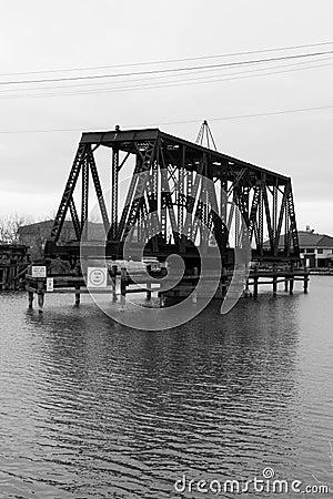 Free Railroad Bridge Stock Image - 40332901