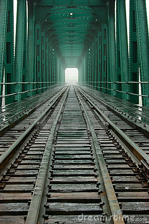 Free Railroad Bridge Stock Photo - 947700