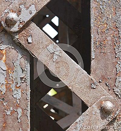 Free Railroad Bridge Detail Stock Photo - 696810