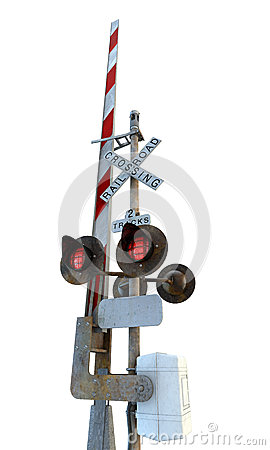 Free Railroad Crossing Stock Images - 24795054