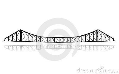 street light lamp with Royalty Free Stock Image Railroad Ferry Bridge Vector Image8849396 on Dual Street Light Pole further Street Light Wiring Diagram also Old L  Vector 5113841 likewise Resources instructions  mercial flag poles besides Antique Lantern Contour 7686779.