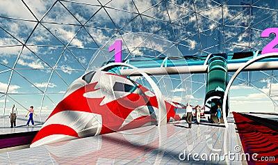 Railroad future