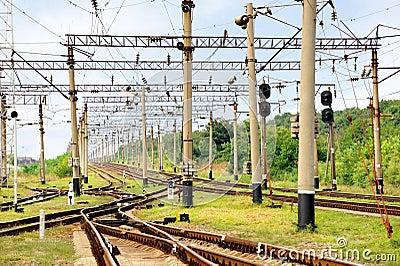 Railroad infrastructure