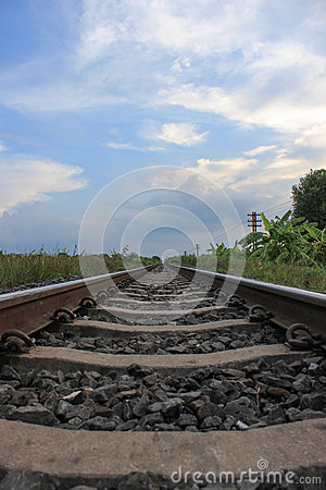 Railroad perspective