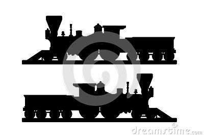 Railroad and subway symbols