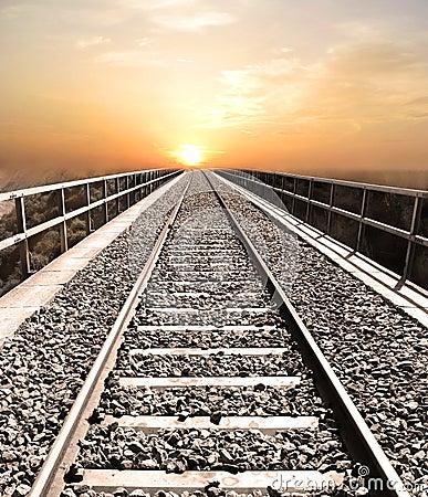 Railroad to heaven
