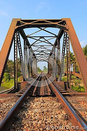Free Railroad Trestle Stock Photos - 39326993