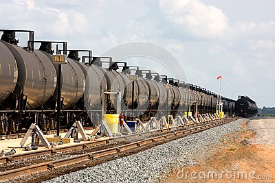 Railroads Tankers Cars