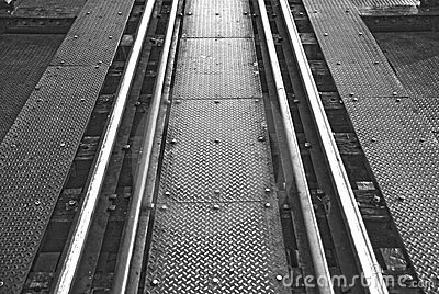 The Railway black and white photos